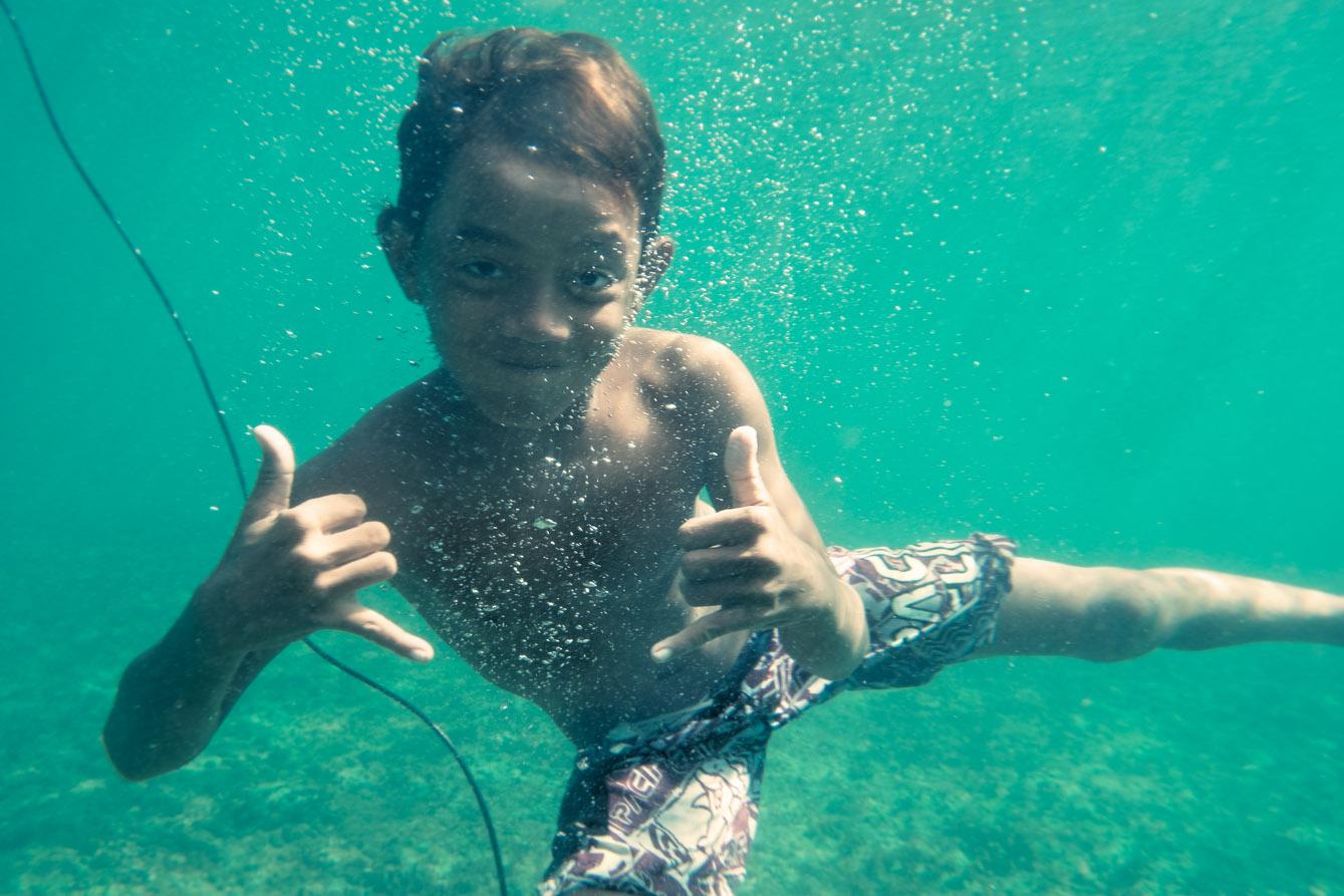 Lakey Beach, Sumbawa